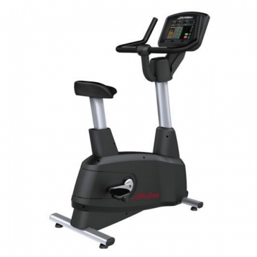Life Fitness hometrainer Activate Series Upright LifeCycle showroom
